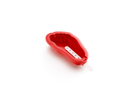 Röd fot - glassform