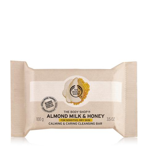 Almond Milk & Honey Soap Bar_kr59