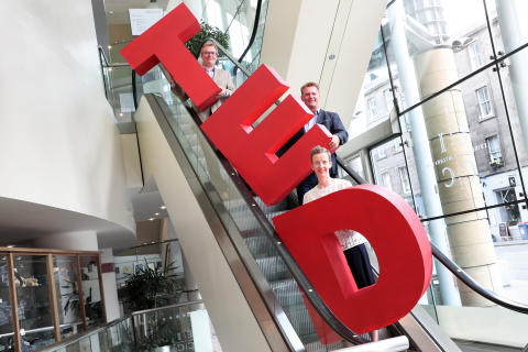 GLOBAL TED SUMMIT PICKS SCOTLAND AS 2019 DESTINATION