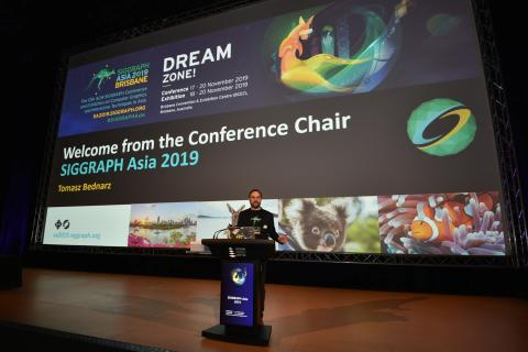 From the 'Dream Zone', SIGGRAPH Asia 2019 inspires great discourse about building humanity into computer graphics