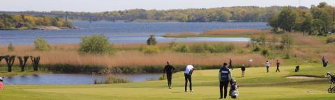 Högklassig golf i Sveriges soligaste stad