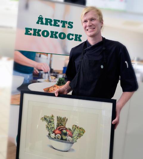 Sveriges första Årets Ekokock korad