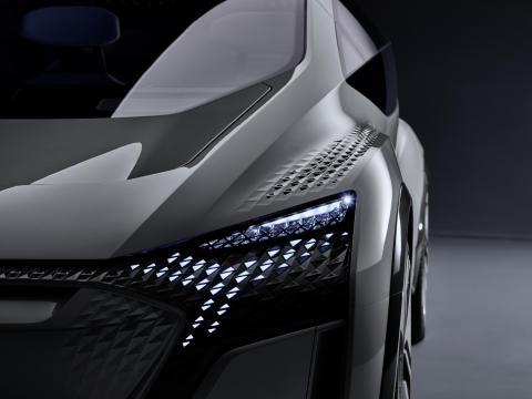Audi AI.ME sneak peek