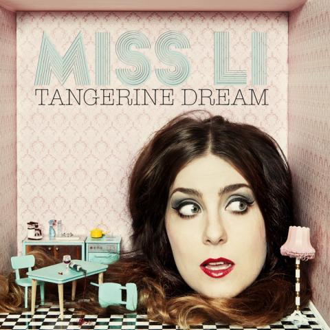 """Svenske Miss Li med nytt studioalbum """"Tangerine Dream"""""""