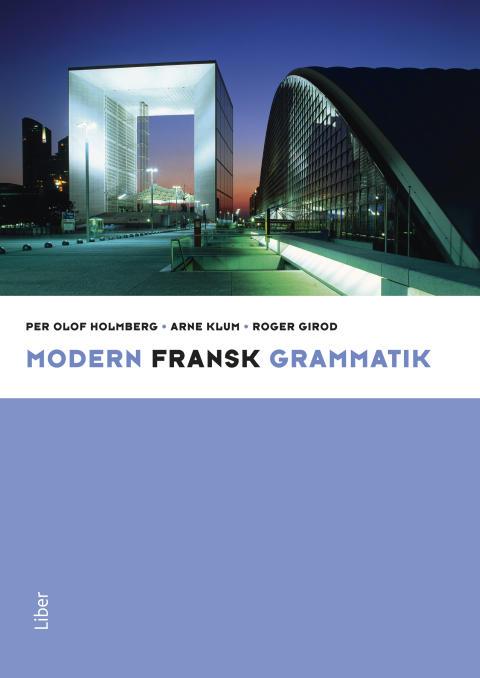 Modern fransk grammatik - ny upplaga