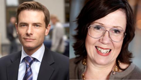 Larsson (M)/ Sjöstedt (FP): Gasklockan blir internationell kulturscen