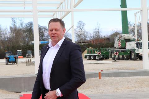 Adm. direktør, Mads Jørgensen