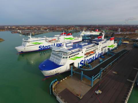 Stena Line mit neuem Fahrplan auf Rostock-Trelleborg