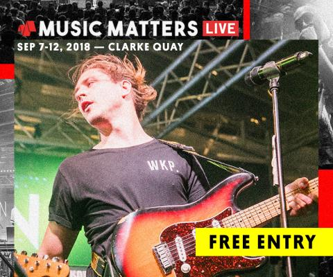 MUSIC MATTERS LIVE 2018 ANNOUNCES FINAL WAVE OF ITS ARTIST LINE-UP, SHOWCASES, AND CLOSING PARTY
