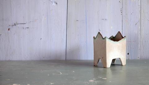 Pressvisning av två nya utställningar:  Éva Mag & Kerstin Danielsson