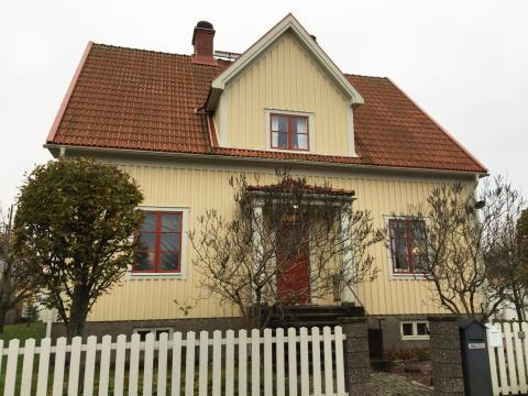 Rustade farfars fars villa – vann byggnadsvårdspriset 2018