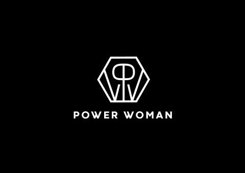 Power Woman Logo