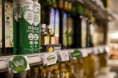 Tio matbutiker nominerade till Årets Ekopris