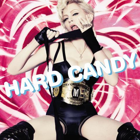 Madonna Hard Candy art cover