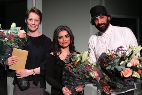 Artbeat Prisen 2018 går til Historien om Danmark
