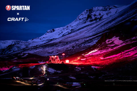 The Snowcapped Mountains of Åre, Sweden to Host the Third-Annual  24-Hour Obstacle Course Race