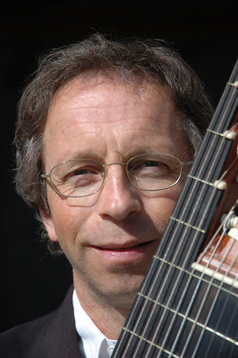Solokonsert med Göran Söllscher i Brösarps kyrka