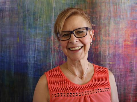 Fyra korta frågor till Lena Koskinen, rektor på Erlaskolan i Falun
