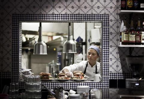Rekordmånga restauranger är KRAV-märkta