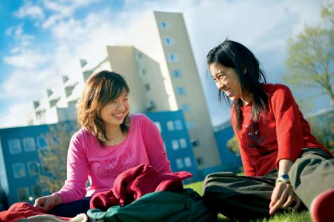 School of health and welfare
