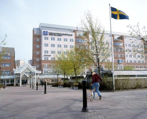 Universitetssjukhuset Örebro Entre