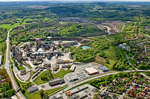 Cementa får fortsätta bryta kalksten i Skövde