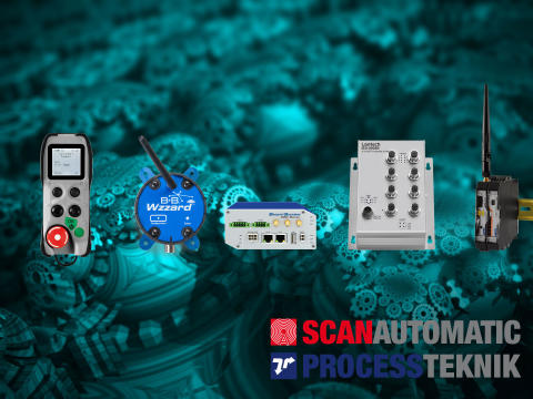 Nyheter på Scanautomatik från Induo