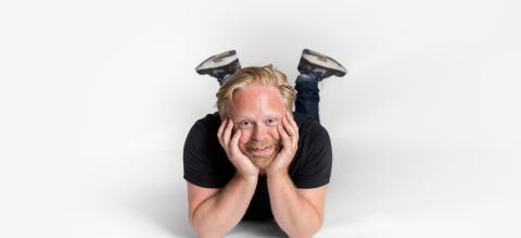 David Eriksson, Chief Creative Officer, North Kingdom. Foto: Jenny Petersson