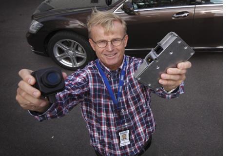 Mjärdevi Sopplunch: Kamerabaserade system för aktiv säkerhet