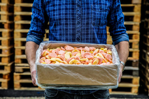 Kan ny teknik och smart logistik minska det ökande matsvinnet?