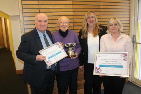Top Environmental Award for ng homes