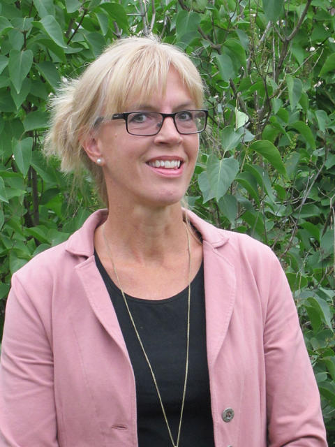 Maja Marklund - ny direktör för verksamhetsområdet Användning