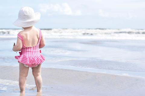 Läkare och barnpool viktigast för barnfamiljen på resa