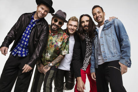 BACKSTREET BOYS MED NYTT ALBUM OG TURNÉ!