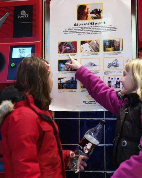 Femårig miljötävling – Nu går startskottet för tävlingen som lär elever återvinning