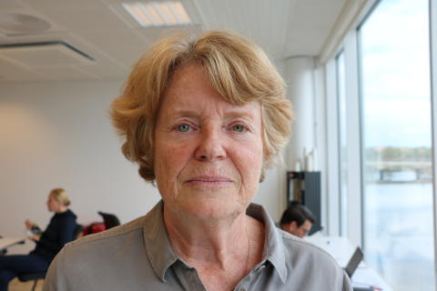 Ny ordförande för Rädda Barnens riksförbund