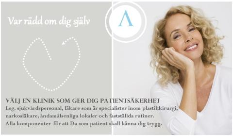 Art Clinic om Patientsäkerhet