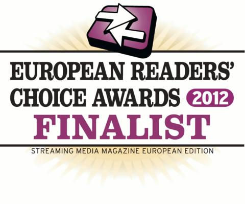 Finalist at Readers Choice Awards 2012!