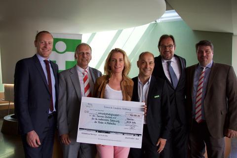 Town & Country Stiftung unterstützt Hilfsorganisation German Doctors e.V.