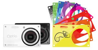 To nye digitale kompaktkameraer fra Pentax