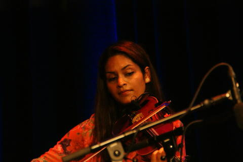 Harpree Bansal Band, Oslo Jazzfestival 17.08