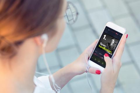 Nordnet och Nextory lanserar ljudboksserie om privatekonomi