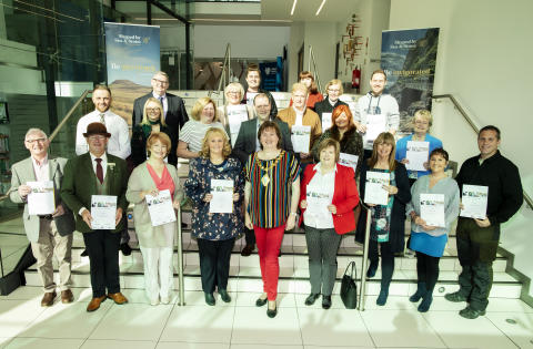 Local businesses recognised as WorldHost ambassadors