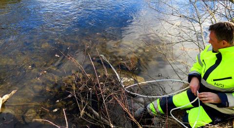 Hvor kommer miljøgiftene i Tyrifjorden fra?