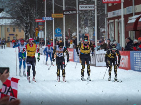 Team Engcon_Vasaloppet