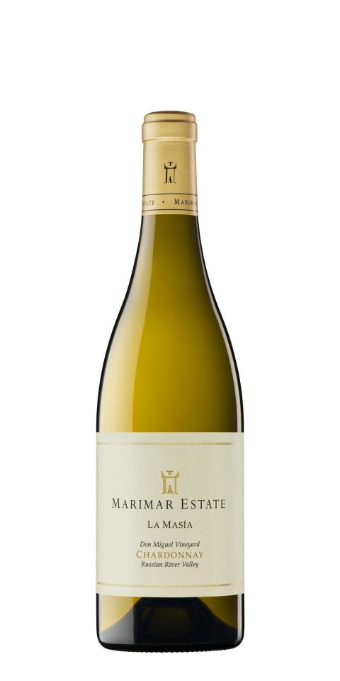 La Masia Chardonnay 2014.