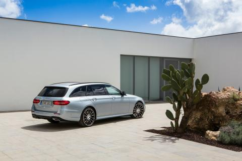 Mercedes E-Klass kombi (S 213)2