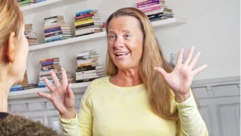 MarieLouise Falk - ny ansvarig för Rånäs Slotts SPA-källa