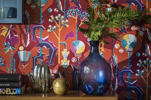 Sandberg Wallpaper lanserar kollektion Signatur - en nyupptäckt mönstervärld