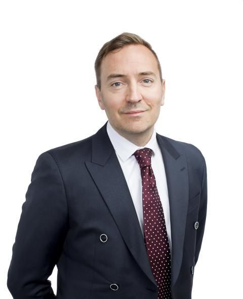 Fredrik Schedin ny partner på Kilpatrick Townsend